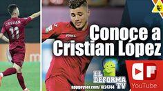 Cristian López Es mexicano y la está rompiendo en el futbol de Rumania