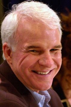 Steve Martin, actor, comedian, born in Waco, Tx.
