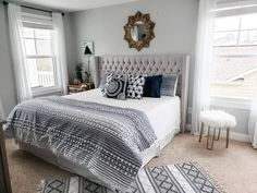 Gray is the hot decorating color. Everywhere you look there are hints of gray. Picking the right gray for your rooms is not always an easy task. There... |