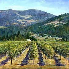 One day...maybe we'll own a home on our own vineyard with endless views and space.