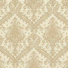Tapeta RASCH FILIGRANO 964714, ornament w dotyku przypomina materiał Ornaments, Living Room, Christmas Decorations, Ornament, Decor