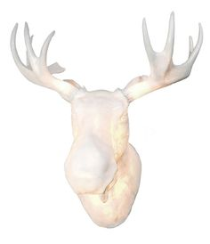 Ha Ha! Moose Light from Abigail Ahern lighting (but £995, ouch)