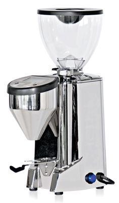 Rocket Espresso Macinatore Fausto Grinder - Polished Chrome - Side