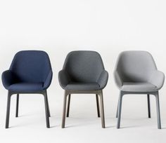 Clap Armchair - Embossed by Kartell