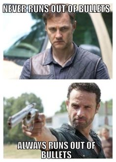"""Rick vs. the governor: 