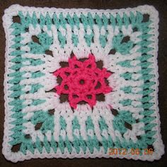 Caged Flower...free pattern!!