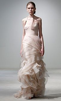 36 Gorgeous Wedding Dresses You Haven't Seen Yet: Weddings: glamour.com