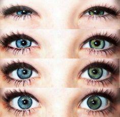 green eyes tumblr