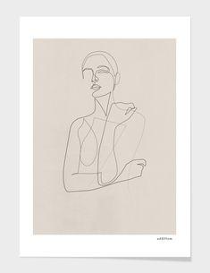 Modern Prints, Fine Art Prints, Bohemian Culture, Body Composition, Ap Art, Pastel Art, Line Drawing, Line Art, Piercings