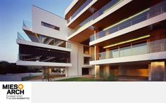 360° Apartment Building | Projects | Divercity Architects