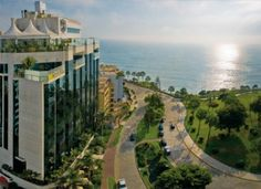 Stunning Ocean Views and First-Class Luxury at the Orient Express Miraflores Park Hotel in Lima