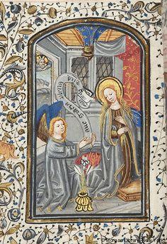 Book of Hours | Belgium, Bruges, ca. 1470 | MS M.30 fol. 44v