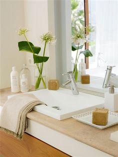 Trucos naturales para mantener el baño impecable · ElMueble.com · Trucos