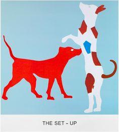John Baldessari: The Set-up, 2010