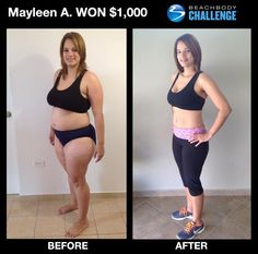"::Jan. 2013 Women 30-39 Monthly Winner:: Mayleen lost 70 pounds and went from a size 18 to 8 in 5 months with #TurboFire and #Shakeology! --> ""I feel proud of what I have accomplished and my family is happy with my transformation. My health has improved significantly and I feel younger. I have a lot more energy now."" SEE HER FULL STORY!"