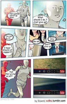 Cutbu | 24 Funny Comics Guaranteed To Brighten Your Day
