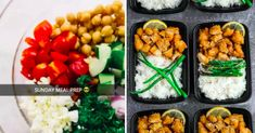 16 Weekday Lunches You Can Meal Prep On Sunday