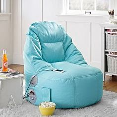 scoopswiveldeskchair from pbteen love the teal for the home pinterest