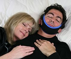 A New Solution That Stops Snoring and Lets You Sleep