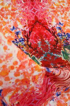 Timorous Beasties Fabric - Omni Splatt