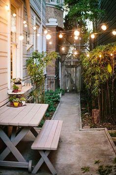 Decorando com Criatividade: Lindas sugestões para jardim, quintal e varanda......