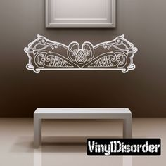 Celtic Wall Decal - Vinyl Decal - Car Decal - DC 8020