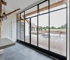 Steel outside doors & frames - Simply Steel Steel Windows, Steel Doors, Windows And Doors, Freestanding Tub With Jets, Exclusive Homes, Inside Doors, Window Frames, Architect Design, Windows