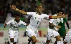 Seleccion de Argelia