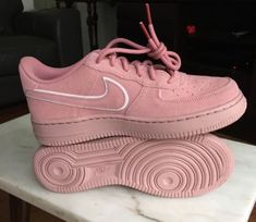 8f19bff8c542 ... norway nike womens youth air force 1 lv8 suede low ao2285 600 size 5.5y  ebay