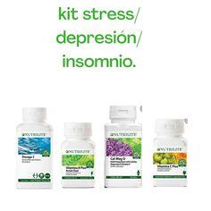 Nutrilite, Plus 4, Vitamin D, Stress, Medicine, Amway Products, Wellness, Psychological Stress