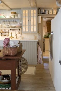 Another french shabby chic country kitchen by allison.m.hernandez.1