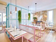 El diseño y concepto de este local fue planeado por Cut Architectures. | Galería de fotos 2 de 10 | AD MX