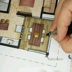 Croquis Architecture, Interior Architecture Drawing, Interior Design Renderings, Architecture Concept Drawings, Drawing Interior, Architecture Sketchbook, Interior Sketch, Architecture Design, Room Sketch