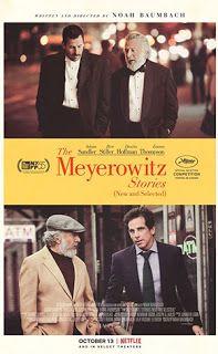 Estante 450: [Resenha] Os Meyerowitz: Família Não Se Escolhe