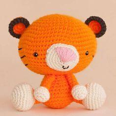 Free Tiger Amigurumi Pattern