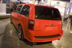 Dodge Grand Caravan - Dual exhaust