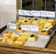 Chef Explorer KC - Barb's Kolache Bakery in Shawnee has 15+ types of handmade Czech buns & Danish melt-a-ways http://barbskolache.com
