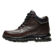 08e67099ad12b Nike Air Max Goadome Mens 865031-202 Dark Cinder Black Acg Boots Shoes Size  9
