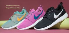 Nike Roshe Run trainers for: http://www.soletrader.co.uk/