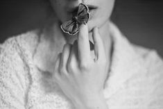 """""""She has no body as others have. People have no meaning to her. She has no answer for them. Her mind steps into emptiness, alone."""" -Virginia Woolf, The Waves"""