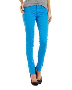 Classic Skinny Jeans, Breezy Summer by Fade to Blue at Last Call by Neiman Marcus.