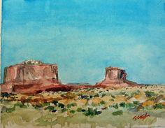 Plein-Air Painting | Local Colors of Utah Art Gallery  (Sold)
