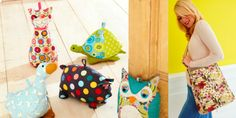 Owl Door Stop goose giraffe pig turtle hedgehog stuffed animal ideas ulster weavers Hobbies And Crafts, Kids Crafts, Diy And Crafts, Arts And Crafts, Fabric Crafts, Sewing Crafts, Sewing Projects, Doorstop Pattern, Diy Doorstop
