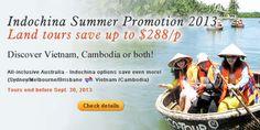 Vietnam Tours, Vietnam Holiday, Vietnam Travel Information - Indochina Odyssey Tours