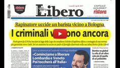 Rassegna stampa dell'Umbria del 3 aprile 2017 rapina con omicidio a Bologna