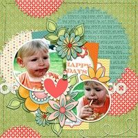 A Project by fruitysuet from our Scrapbooking Gallery originally submitted 03/23/12 at 12:53 PM