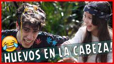 PREGUNTAS Y HUEVOS EN LA CABEZA!! con mi hermana | Alejo Igoa