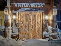 Entrance to Vestlia Resort, Geilo, Norway Norway, Skiing, Entrance, Real Estate, Painting, Instagram, Home Decor, Traveling, Mountain