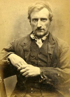 William Hill, along with David Barron, stole champagne and was charged for the theft and sentenced to 6 months in prison.  Age: 28,  Height: 5.6  Hair: Light Place of Birth: Newcastle Status: Single Work: Joiner  These photographs are of convicted criminals in Newcastle between 1871 - 1873.  Reference:TWAS: PR.NC/6/1/1110  (Copyright) We're happy for you to share this digital image within the spirit of The Commons. Please cite 'Tyne & Wear Archives & Museums' when reusing. Certain…