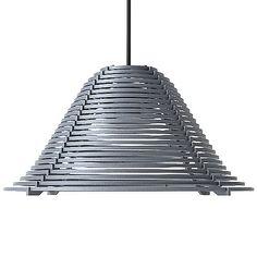Vela Steplight Pendant (Aluminum) - OPEN BOX RETURN by Graypants at Lumens.com